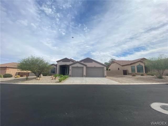 906 Talon Pointe Drive, Bullhead, AZ 86429 (MLS #986380) :: The Lander Team