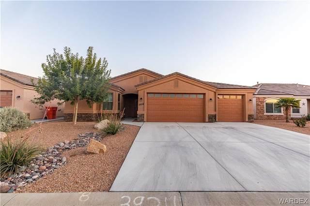 3934 E Mcvicar Avenue, Kingman, AZ 86409 (MLS #986909) :: The Lander Team
