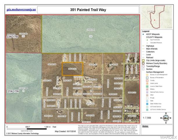 351 Painted Trail Way, Kingman, AZ 86401 (MLS #940028) :: The Lander Team