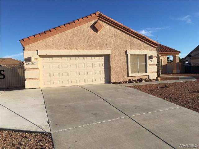 2342 Silverthorne Drive, Bullhead, AZ 86442 (MLS #953380) :: The Lander Team