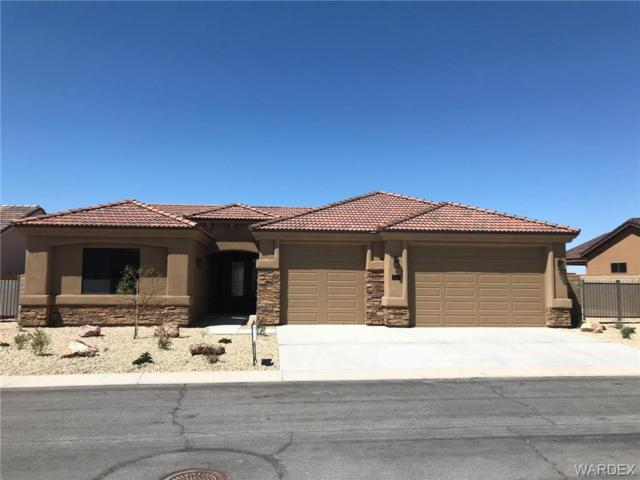 2909 Steamboat Drive, Bullhead, AZ 86429 (MLS #953616) :: The Lander Team