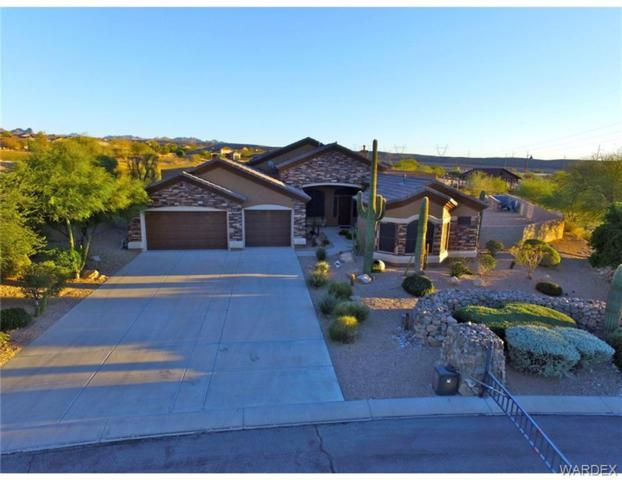 2710 Sidewheel Drive, Bullhead, AZ 86429 (MLS #953890) :: The Lander Team