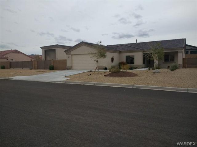 2560 Sonoran Desert Road, Bullhead, AZ 86442 (MLS #955490) :: The Lander Team