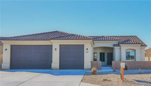 1860 E Winterhaven Drive, Mohave Valley, AZ 86440 (MLS #956017) :: The Lander Team