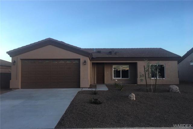 3306 E Cane Drive, Kingman, AZ 86409 (MLS #959058) :: The Lander Team