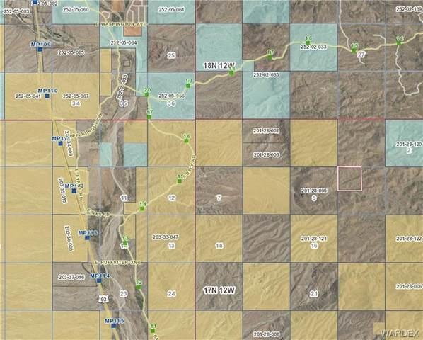 Lot 14 White Eye Rd, Wikieup, AZ 85360 (MLS #964322) :: The Lander Team