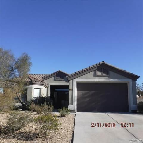 2923 Fort Mojave Drive, Bullhead, AZ 86429 (MLS #973581) :: The Lander Team