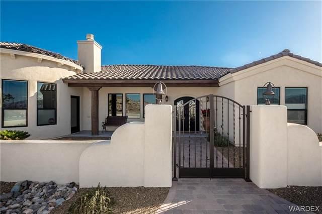 2672 Unicorn Road, Bullhead, AZ 86429 (MLS #975267) :: The Lander Team