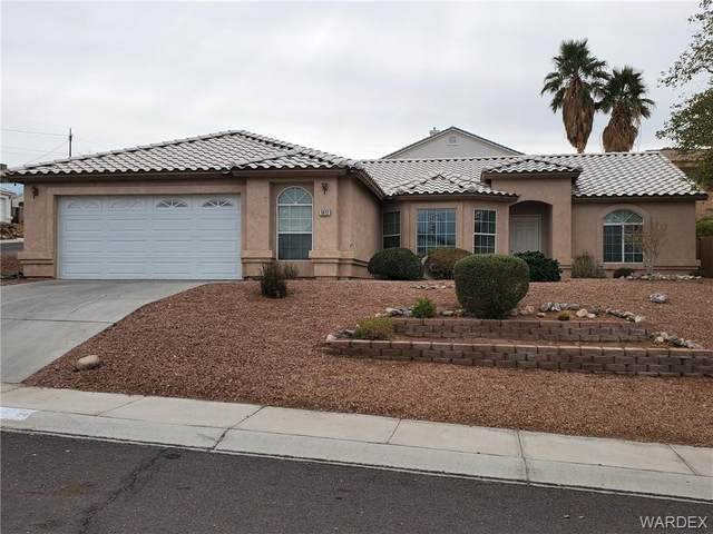 1612 Mariposa Way, Bullhead, AZ 86442 (MLS #976938) :: The Lander Team