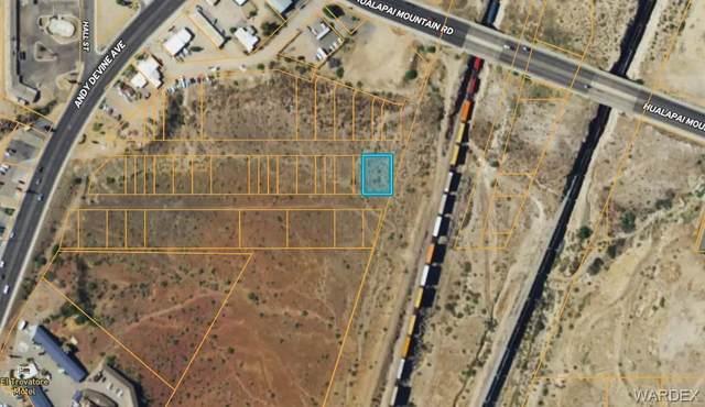 0 E Charlotte Street, Kingman, AZ 86401 (MLS #977858) :: The Lander Team