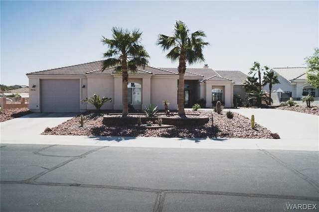 2744 Promontory Drive, Bullhead, AZ 86429 (MLS #978239) :: AZ Properties Team | RE/MAX Preferred Professionals