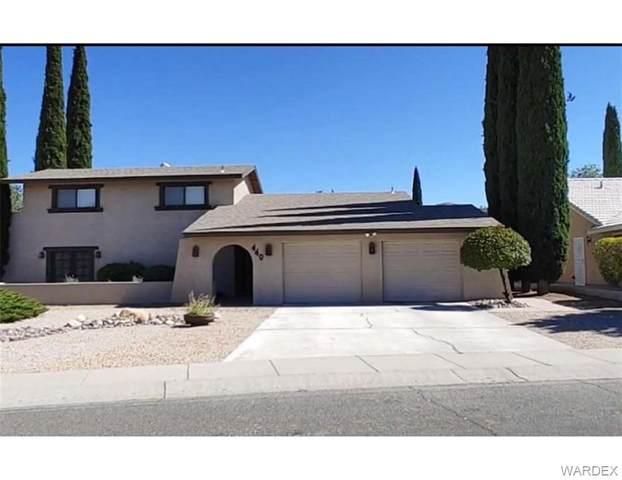 440 Greenway Drive, Kingman, AZ 86401 (MLS #981998) :: The Lander Team