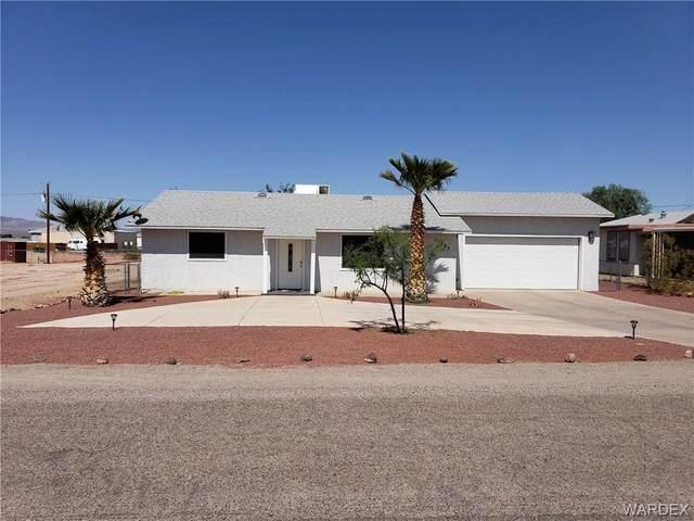 12797 S Cortaro Drive, Topock/Golden Shores, AZ 86436 (MLS #982009) :: AZ Properties Team   RE/MAX Preferred Professionals