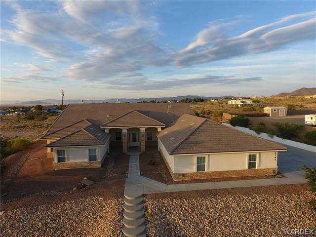 3745 Packsaddle Road, Kingman, AZ 86401 (MLS #983564) :: The Lander Team