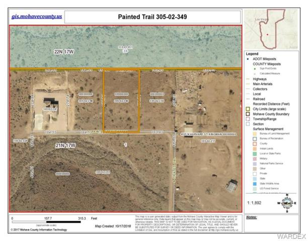 349 Painted Trail Way, Kingman, AZ 86401 (MLS #851700) :: The Lander Team