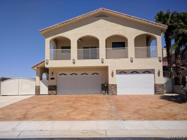 10654 S River Terrace Drive, Mohave Valley, AZ 86440 (MLS #931886) :: The Lander Team