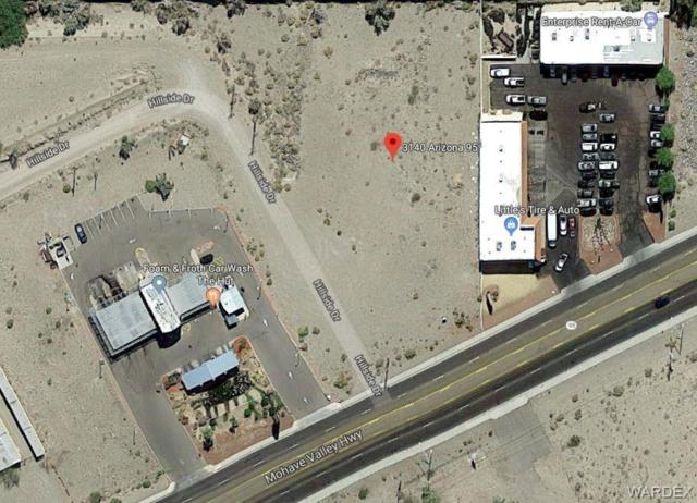 3140 Highway 95, Bullhead, AZ 86442 (MLS #937992) :: The Lander Team