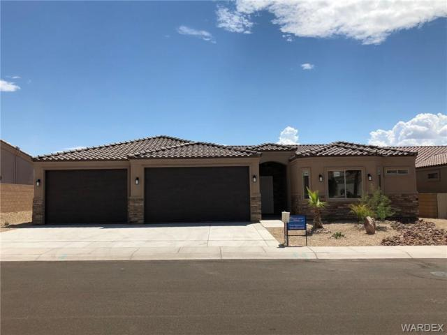 1109 Bella Luna Drive, Bullhead, AZ 86429 (MLS #940277) :: The Lander Team
