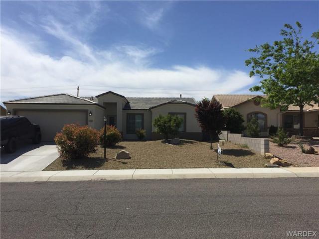 2952 E Casa Bonita, Kingman, AZ 86409 (MLS #956047) :: The Lander Team