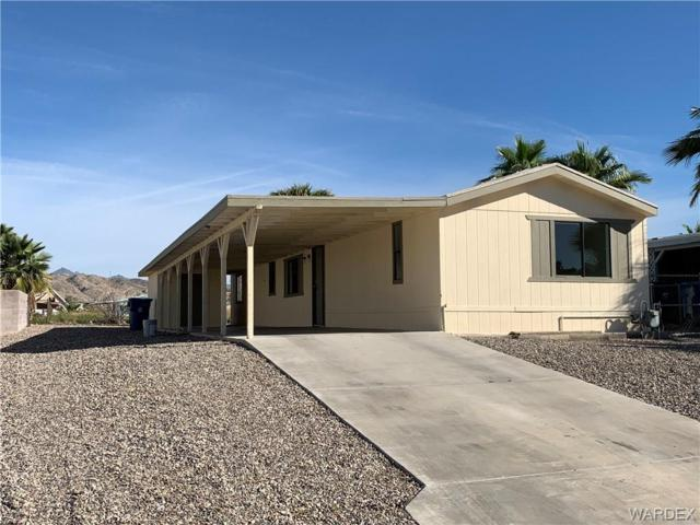651 Palo Verde Drive, Bullhead, AZ 86442 (MLS #957149) :: The Lander Team
