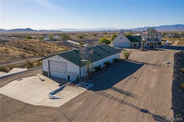 4155 E Coronado Road, Lake Havasu, AZ 86404 (MLS #970186) :: The Lander Team