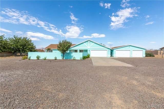 831 S San Pedro Road, Golden Valley, AZ 86413 (MLS #970901) :: The Lander Team