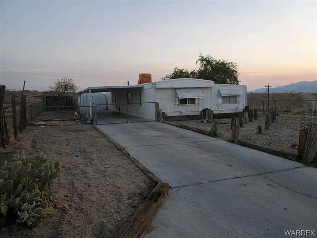 1860 Rio Vista Dr Road, Bullhead, AZ 86442 (MLS #973536) :: The Lander Team