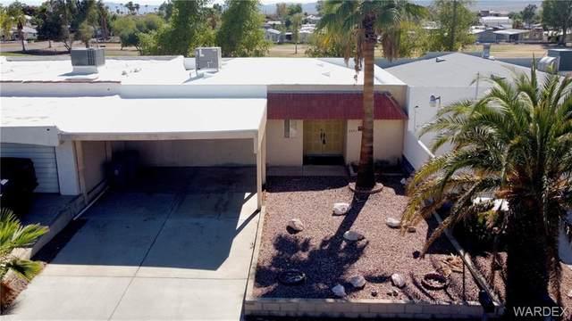2573 Country Club Drive, Bullhead, AZ 86442 (MLS #985429) :: The Lander Team