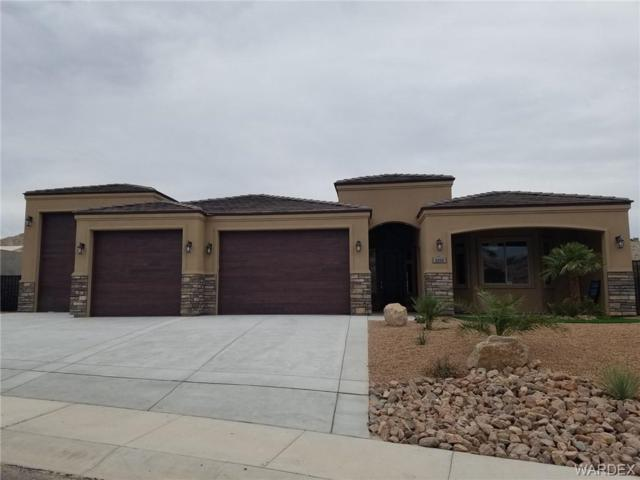 2858 Enclave Drive, Bullhead, AZ 86429 (MLS #940540) :: The Lander Team