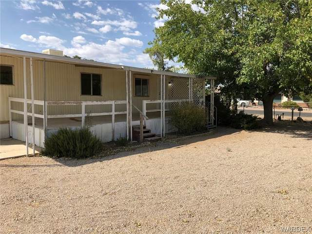 3194 E Ames Avenue, Kingman, AZ 86409 (MLS #966474) :: The Lander Team