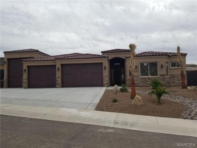 2856 Enclave Drive, Bullhead, AZ 86429 (MLS #940544) :: The Lander Team