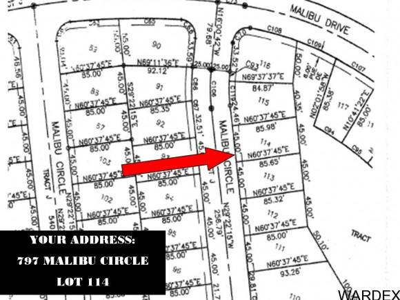 797 Malibu Cir #114, Lake Havasu City, AZ 86403 (MLS #903660) :: Lake Havasu City Properties