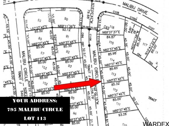 795 Malibu Cir #113, Lake Havasu City, AZ 86403 (MLS #920579) :: Lake Havasu City Properties