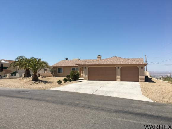 3220 Maverick Dr, Lake Havasu City, AZ 86404 (MLS #929386) :: Lake Havasu City Properties