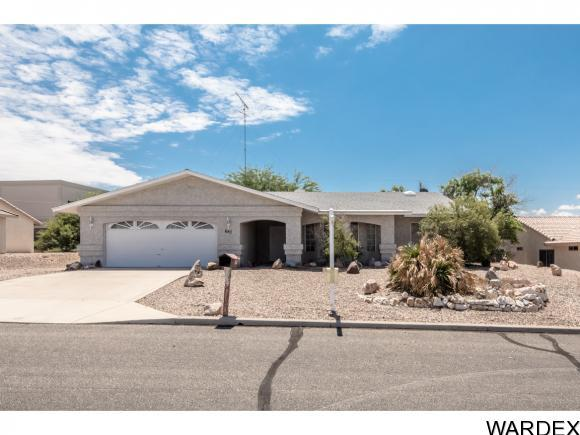 687 Apache Dr, Lake Havasu City, AZ 86406 (MLS #929395) :: Lake Havasu City Properties
