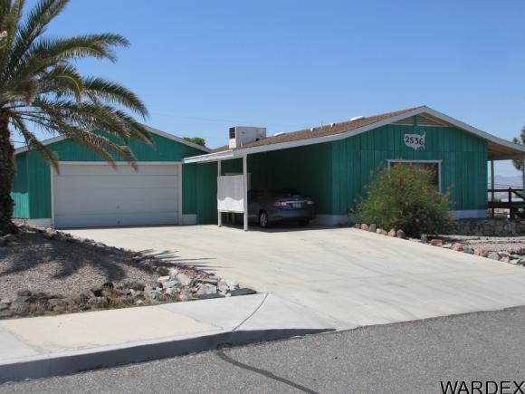 2536 Everglades Dr, Lake Havasu City, AZ 86403 (MLS #929400) :: Lake Havasu City Properties