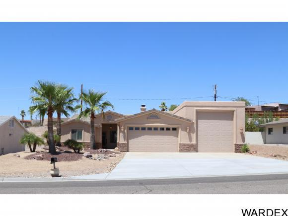 3481 Chesapeake Blvd, Lake Havasu City, AZ 86406 (MLS #931120) :: Lake Havasu City Properties