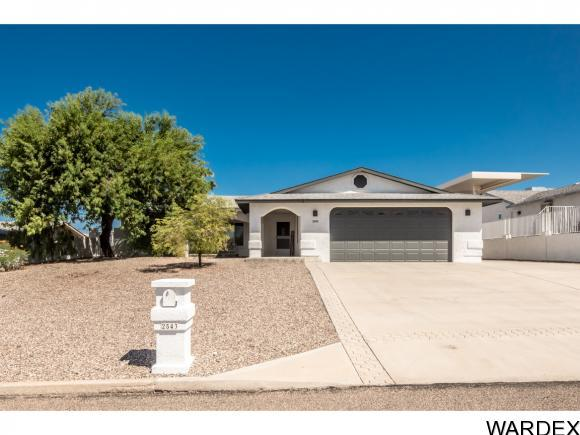 2543 Ascot Dr, Lake Havasu City, AZ 86403 (MLS #931155) :: Lake Havasu City Properties