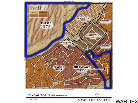 0 Corte Cabrillo Multi, Lake Havasu City, AZ 86406 (MLS #932559) :: Lake Havasu City Properties