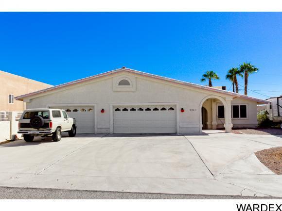 3240 Horseshoe Canyon Dr, Lake Havasu City, AZ 86406 (MLS #933485) :: Lake Havasu City Properties