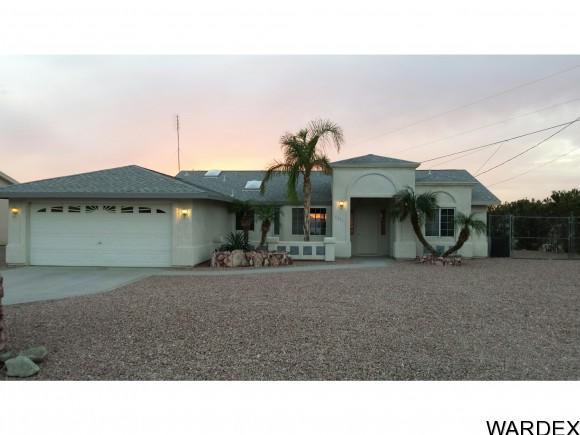 1221 Madera Dr, Lake Havasu City, AZ 86404 (MLS #933711) :: Lake Havasu City Properties