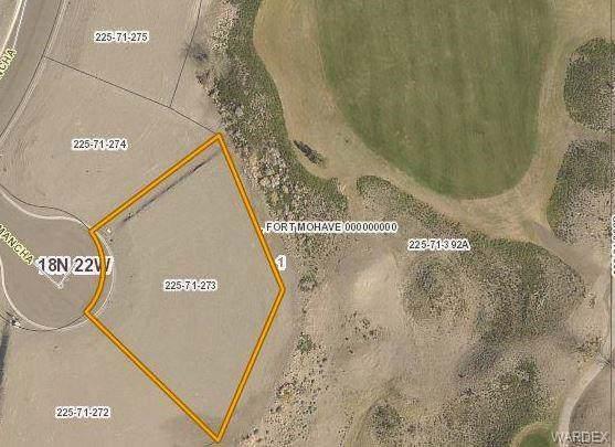 2440 E Corte La Mancha E, Fort Mohave, AZ 86426 (MLS #950970) :: The Lander Team