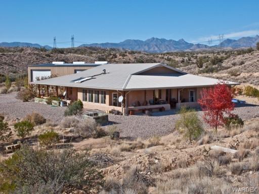 11851 E Living Rock Road, Kingman, AZ 86401 (MLS #954011) :: The Lander Team