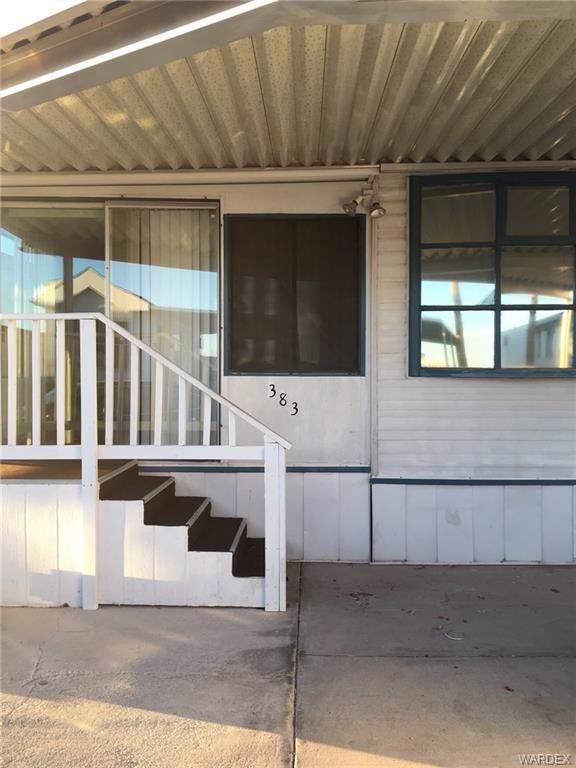 2000 Ramar 383 Road, Bullhead, AZ 86442 (MLS #955007) :: The Lander Team