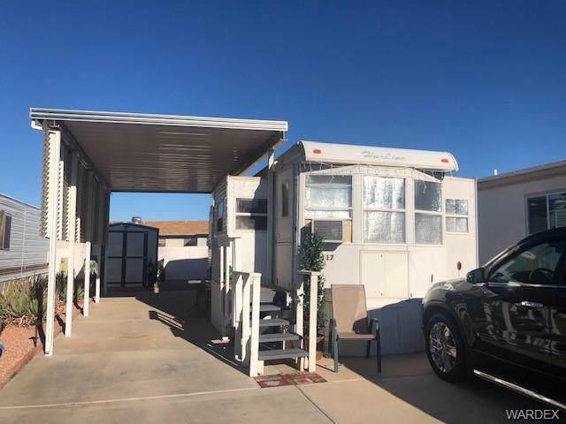 2000 Ramar Road #117, Bullhead, AZ 86442 (MLS #955166) :: The Lander Team