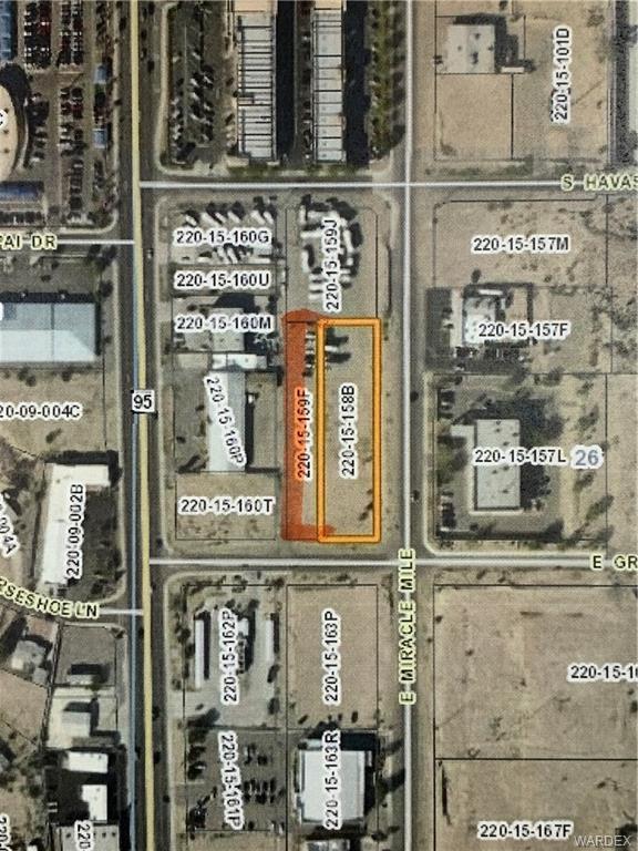 1547 Grandview Drive, Bullhead, AZ 86442 (MLS #955593) :: The Lander Team