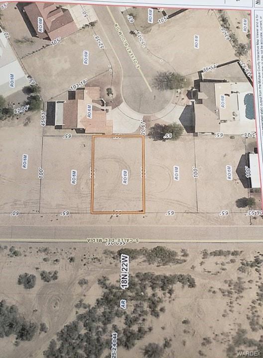 000 Calle De Media, Mohave Valley, AZ 86440 (MLS #956250) :: The Lander Team