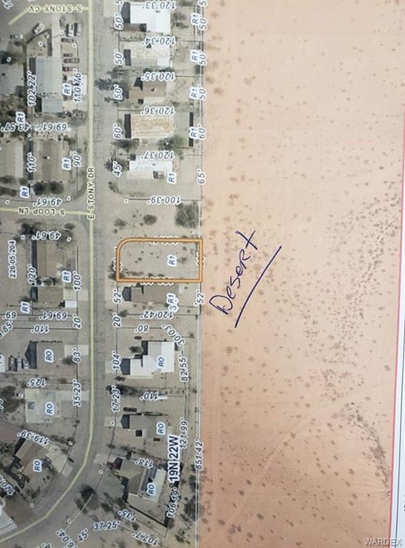 1322 E Stony Drive, Fort Mohave, AZ 86426 (MLS #956310) :: The Lander Team