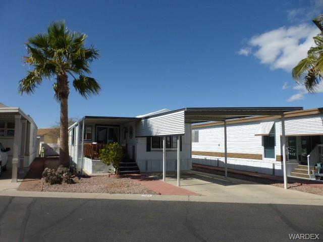 2000 Ramar Rd. #104, Bullhead, AZ 86442 (MLS #956362) :: The Lander Team