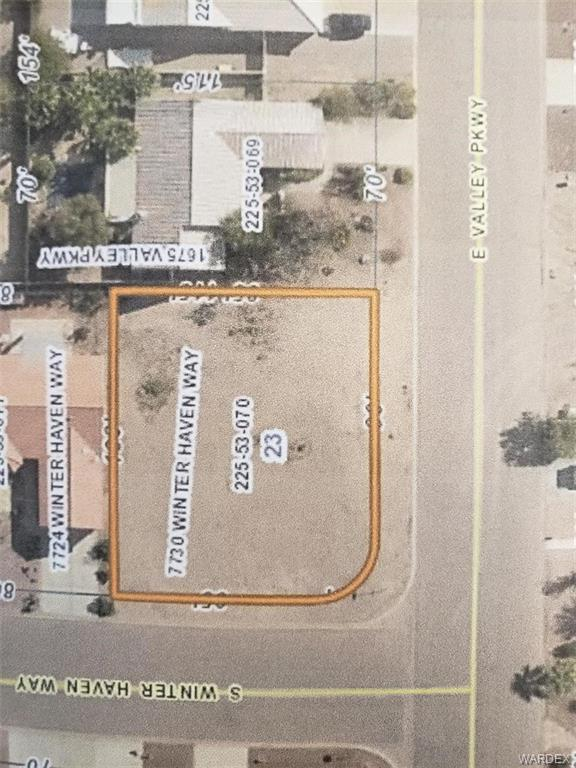 7730 S Winter Haven Way, Mohave Valley, AZ 86440 (MLS #956681) :: The Lander Team